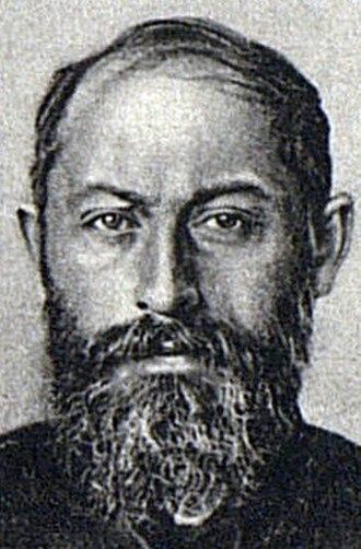 Noe Zhordania - Zhordania 1903 Year