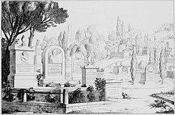 Tomb of François-Guillaume Ménageot