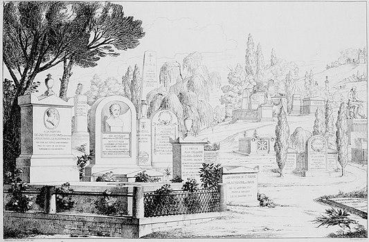 Normand - Monuments funéraires choisis dans les cimetières de Paris - Planche 01.jpg