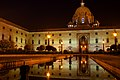 North Block, Central Secretariat illuminated.jpg