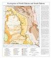 North Dakota South Dakota Level III and Level IV ecoregions USEPA.pdf
