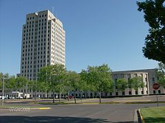 North Dakota State Capitol in Bismarck.jpg