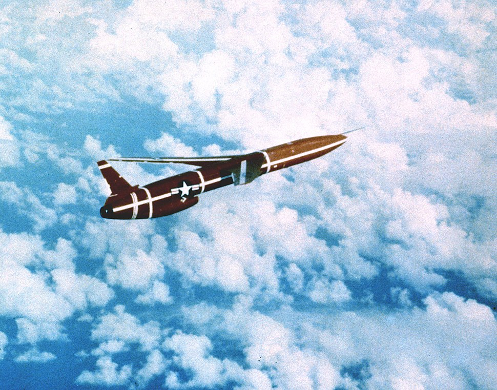 Northrop SM-62 Snark 061218-F-1234P-002