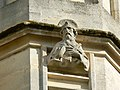 Not an angel, Bath Abbey west elevation - geograph.org.uk - 717348.jpg