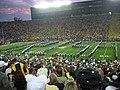 Notre Dame vs. Michigan 2011 07 (ND band).jpg