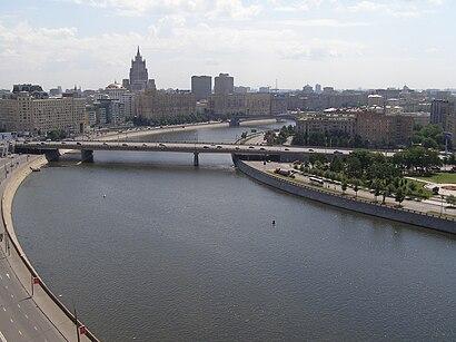 Как доехать до Набережная Тараса Шевченко на общественном транспорте