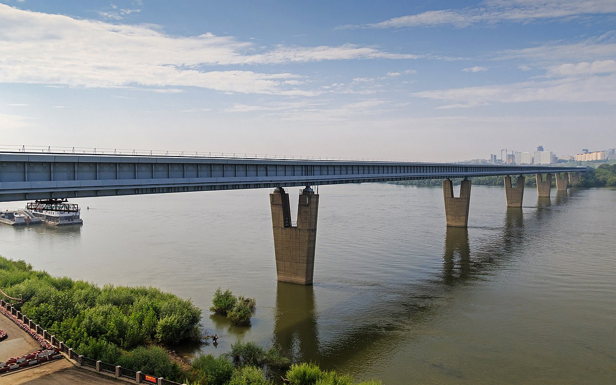 The project of the fourth Novosibirsk bridge over the Ob is approved 17