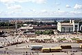 Novosibirsk railway station in 1991 (4378469514).jpg