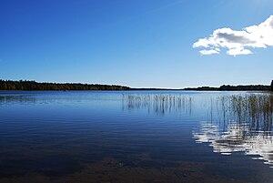 Nydalasjön - Nydalasjön in September 2010