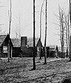 O'Sullivan, Timothy H. - Rappahannockhalte, Virginia, Winterquartier der Offiziere (Zeno Fotografie).jpg