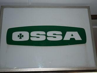 Ossa (motorcycle) - Official logo of Ossa