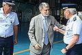 O chefe do Estado-Maior da Aeronáutica, tenente-brigadeiro Aprígio Eduardo de Moura Azevedo (E), o ministro da Defesa, Celso Amorim (C) e o comandante da Aeronáutica, tenente-brigadeiro-do-ar Juniti Saito (D) (7603061520).jpg