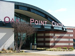 Oak Point Recreation Center in Plano, Texas.