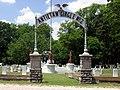 Oakwood Cemetery Antietam Circle2 2006-07-03.jpg