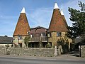 Oast House at Tilts Farm, Boughton Monchelsea, Kent - geograph.org.uk - 1756894.jpg