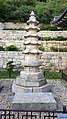 Octagonal Five storied stone pagoda of Sujongsa Temple 02.jpg