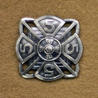 5th Legions' Infantry Regiment - Image: Odznaka 5 pp