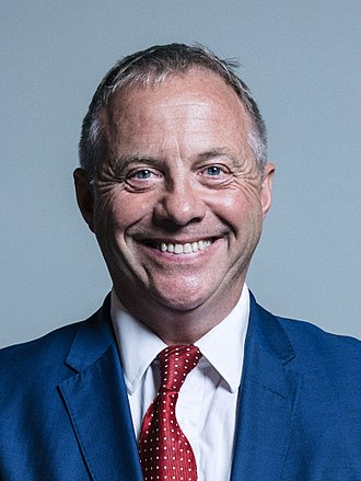John Mann (British politician) - Image: Official portrait of John Mann crop 2