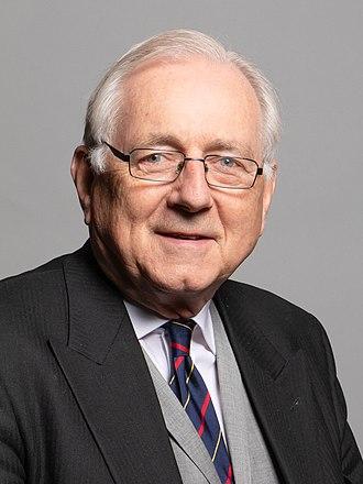 Official portrait of Sir Peter Bottomley MP crop 2.jpg