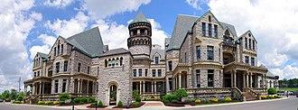 Ohio State Reformatory - Ohio State Reformatory, Mansfield, Ohio