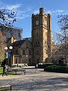 Old Arts Building University de Melbourne 2018