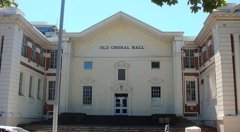 File:Old Choral Hall from front.JPG