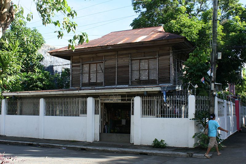 File:Old House, Baao.JPG