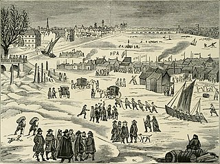 Great Frost of 1683–84