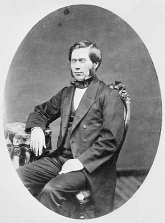 Oliver Mowat - In the 1850s