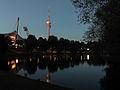 Olympic Parc at Dusk.JPG