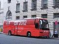 Olympic wrap - Adidas . Mil-Ken Travel, Littleport. Volvo 9700 MIL 1803. (7747510296).jpg