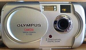 Olympus C-150 - Olympus C-150