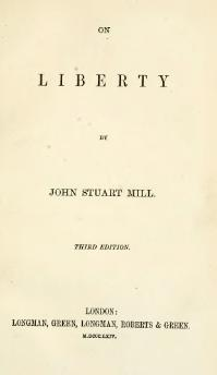 Dissertation on liberty and necessity