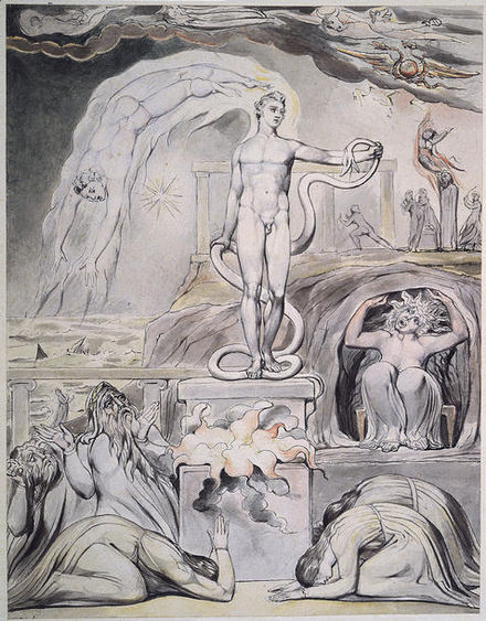 On the Morning of Christ's Nativity, by William Blake's (1809) Onthemorningthomas4.jpg