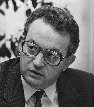 Gerrit Braks - Gerrit Braks in 1984