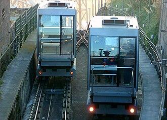 Funicular dos Guindais - Image: Oporto (Portugal) (23958192671)
