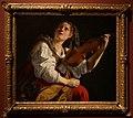 Orazio gentileschi, giovane donna con violino (santa cecilia), 1612 ca. 01.jpg