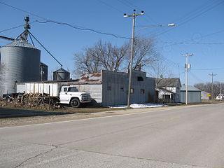 Orchard, Iowa City in Iowa, United States