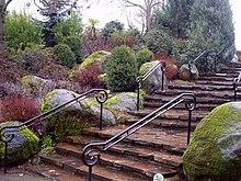 the northwest garden within the oregon garden - The Oregon Garden