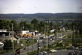 Ottawa Regional Road 174 - Image: Orleans Ottawa 1982