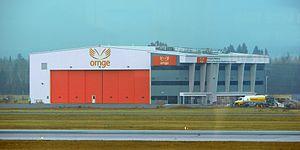 Ornge - Ornge facility in Thunder Bay
