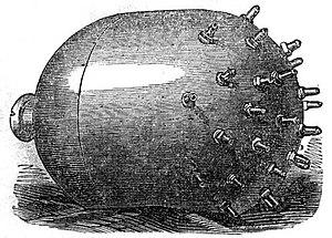Orsini bomb - Orsini bomb, 1858.