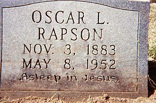 O. L. Rapson businessperson