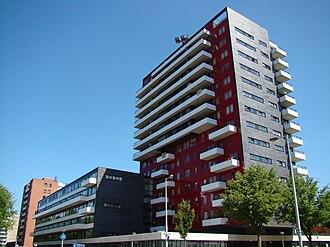 Amsterdam Nieuw-West - Urban renewal in Osdorp.