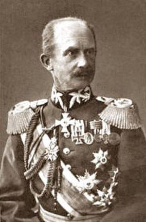 Otto Kreß von Kressenstein - Otto Kreß von Kressenstein (1912)