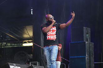 Kaaris - Kaaris at the Out4Fame-Festival 2016 in Hünxe