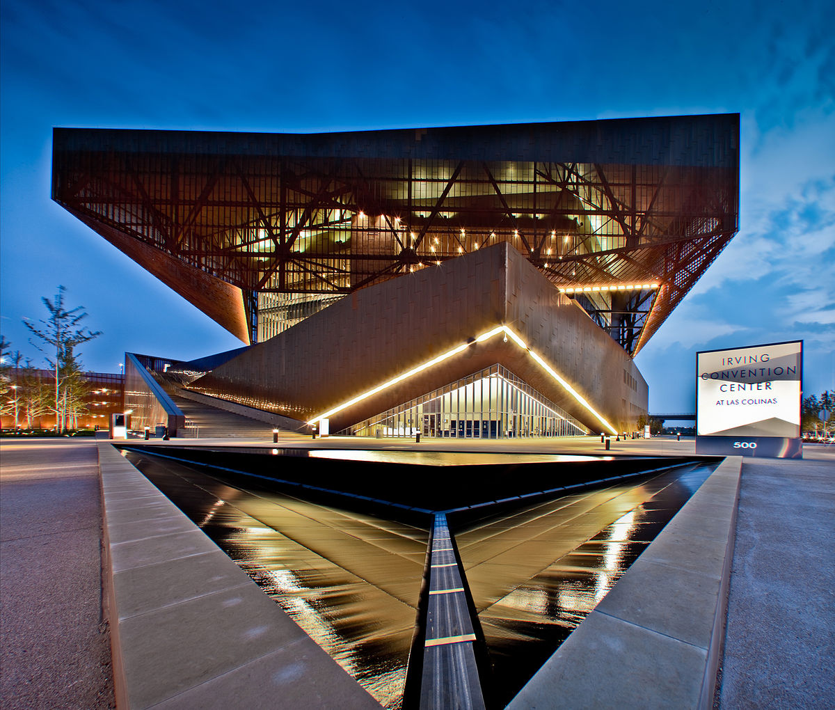 Convention Center In Vilvoorde: Irving Convention Center At Las Colinas
