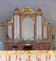 Overlulea kyrka-Church organ.jpg