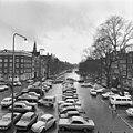 Overzicht Kloveniersbrugwal in zuid richting vanaf de Waag - Amsterdam - 20010925 - RCE.jpg