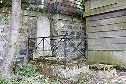 Tomb of Silvestre de Chanteloup